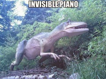 """Playing the """"air"""" piano when there is no piano around"""