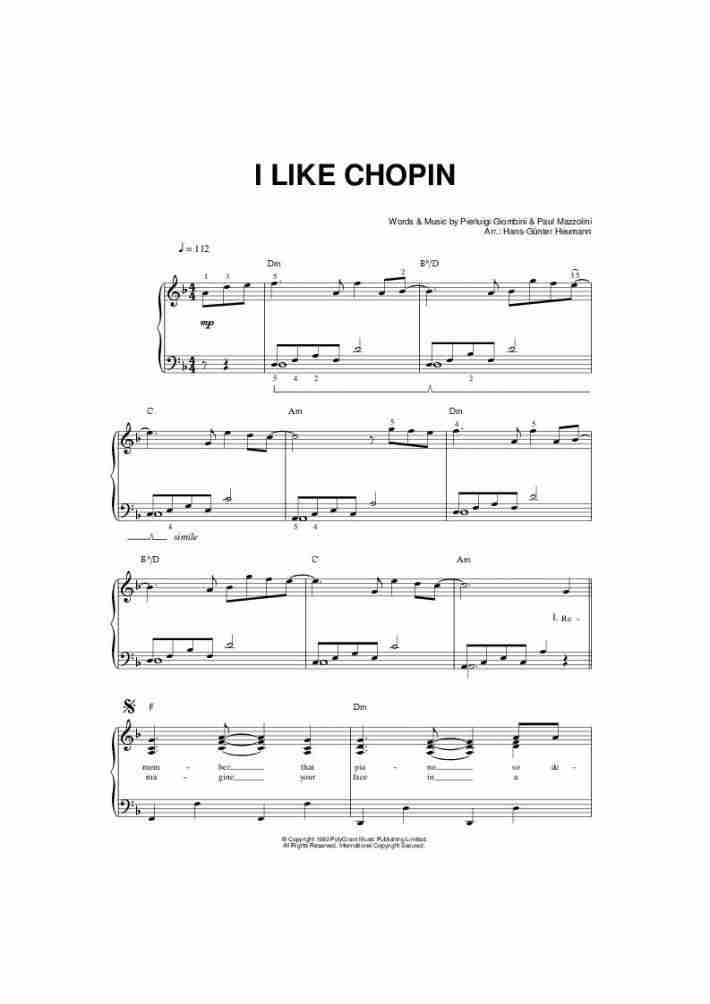 Zschech - At The Cross sheet music for piano solo [PDF]