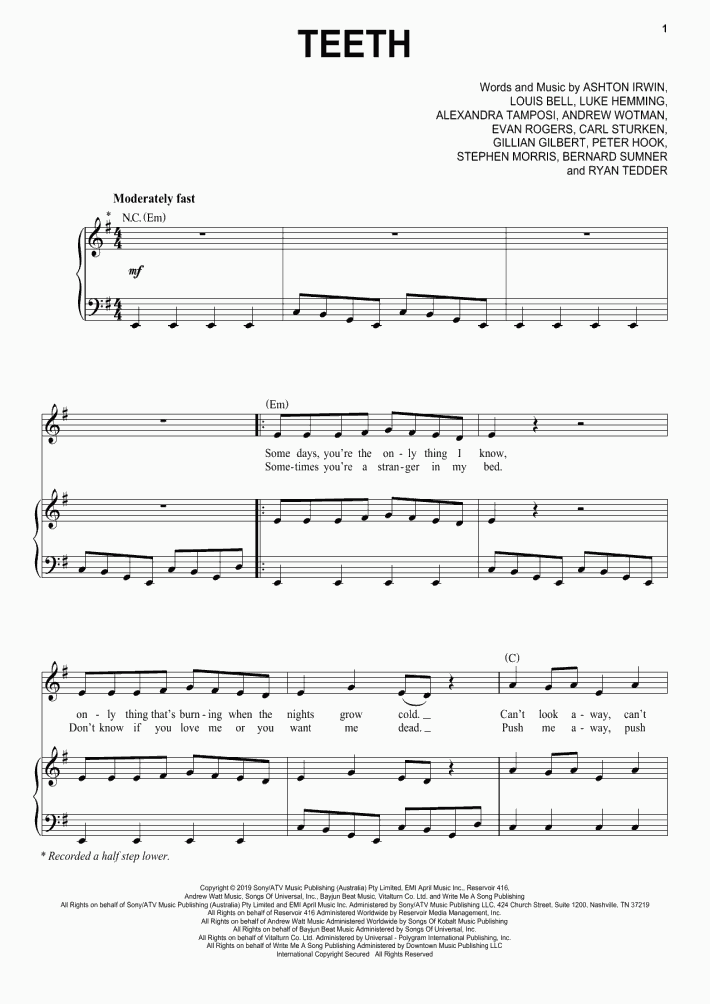 photograph about All of Me Easy Piano Sheet Music Free Printable identified as All Of Me Piano Sheet New music OnlinePianist