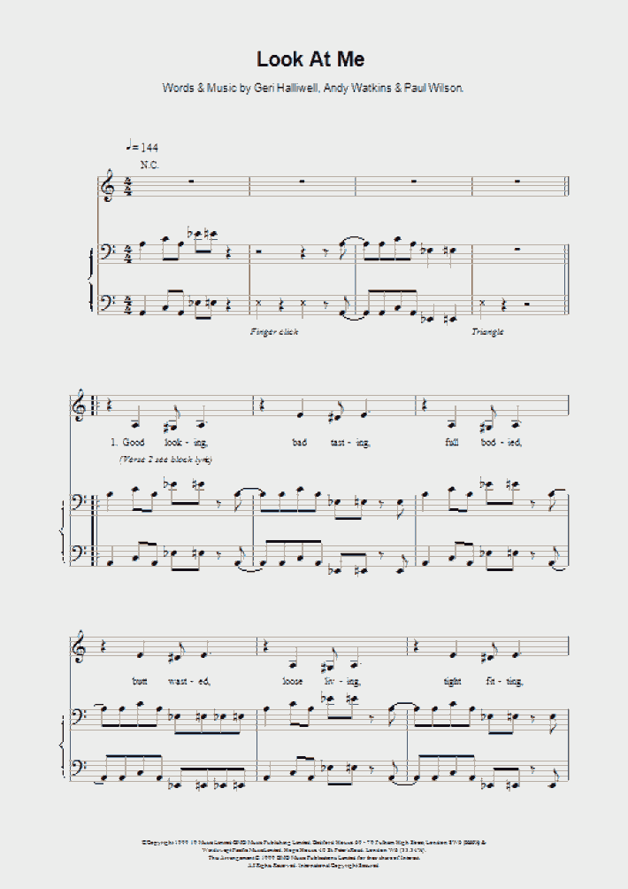 How To Dress Up Naked Music On The Piano! (Digital