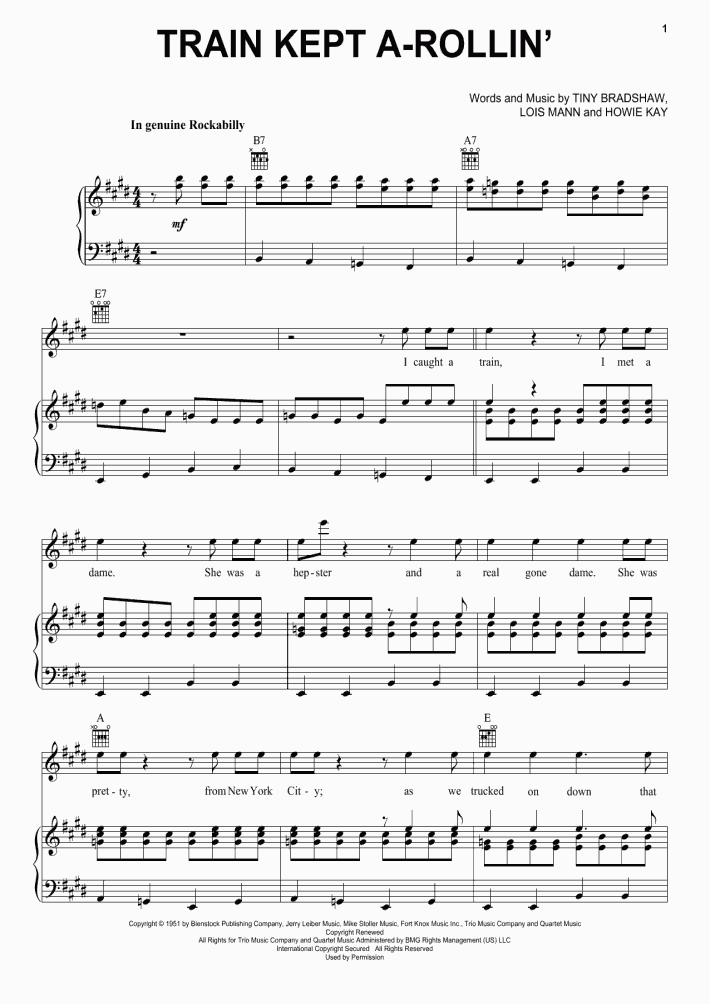 Fly Me to the Moon Piano Sheet Music | OnlinePianist