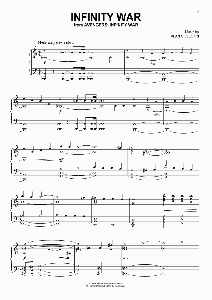 I Giorni Piano Sheet Music Onlinepianist