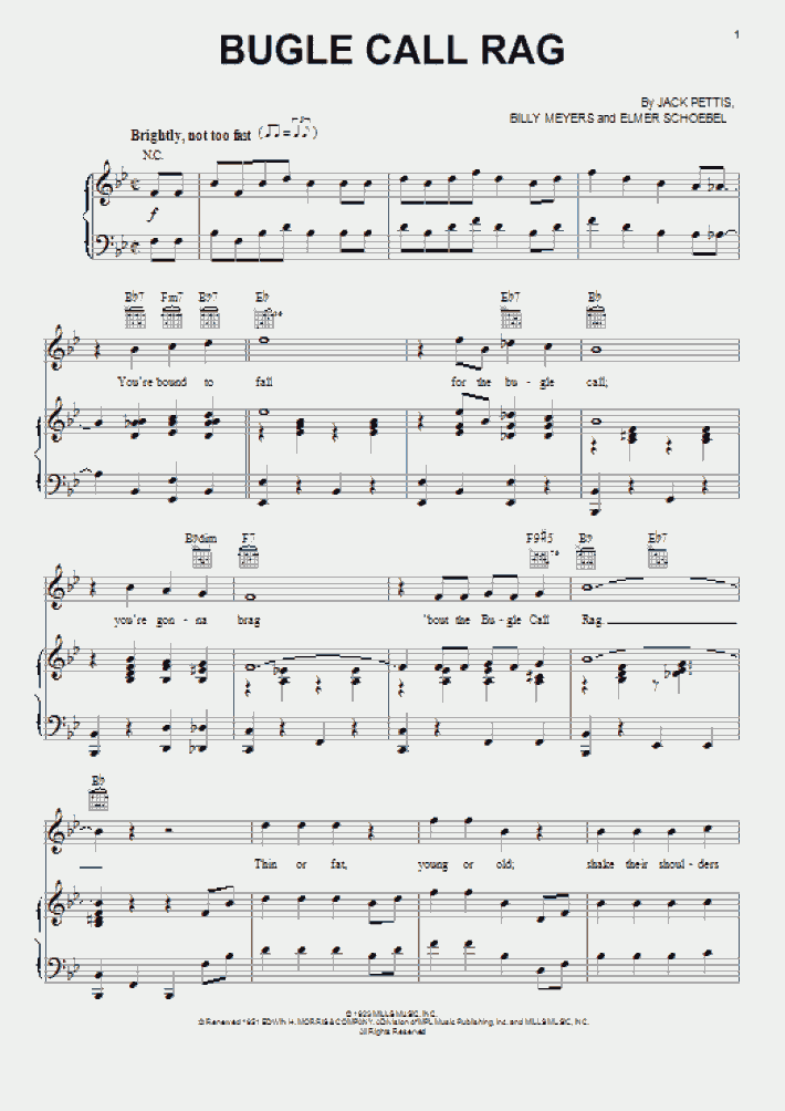 New York, New York Piano Sheet Music | OnlinePianist