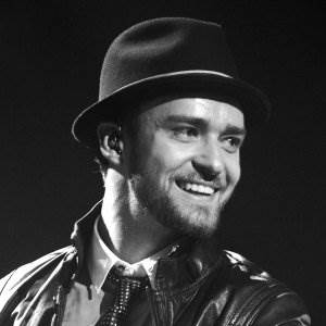 Justin Timberlake - Say Something piano sheet music