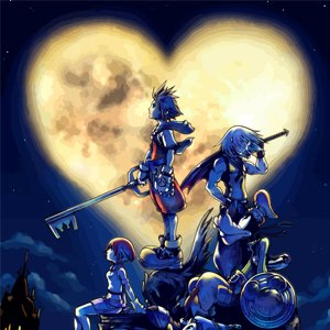 Kingdom Hearts piano