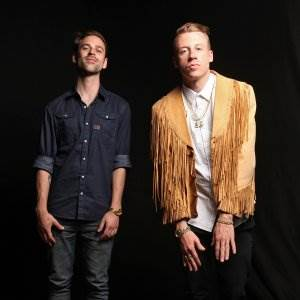 Macklemore & Ryan Lewis piano