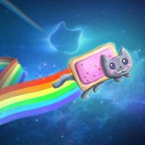 Nyan Cat Piano Tutorial