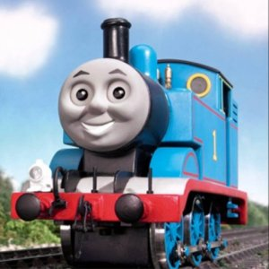 Thomas the Tank Engine - Title Theme Song piano sheet music
