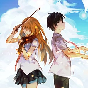 Your Lie in April piano