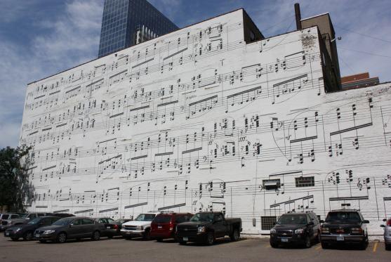 Old Schmitt Music Building