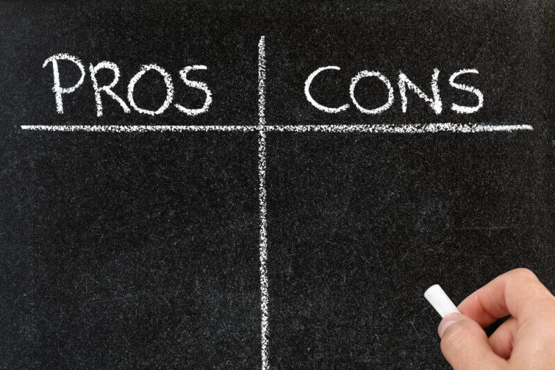 Pros vs. Cons Online Piano Learning