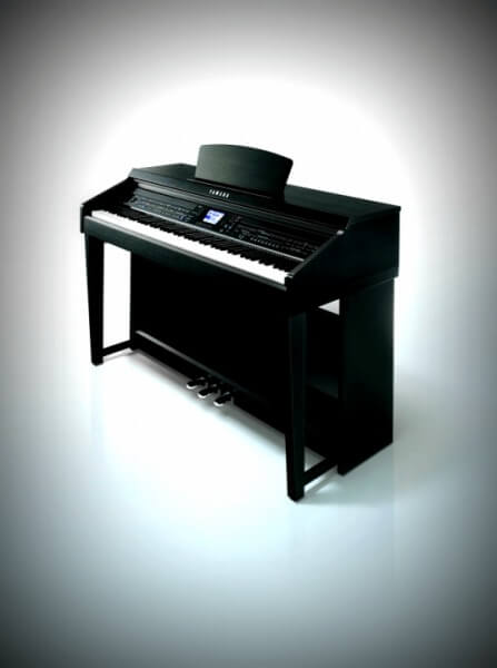 Upright Electronic Piano