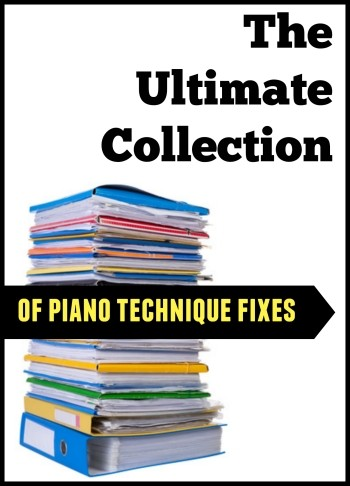 Ultimate Piano Technique Collection